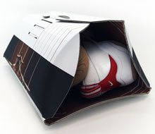 Sport addict packaging