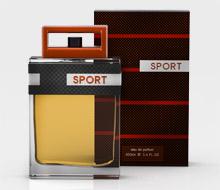Sport fragrance